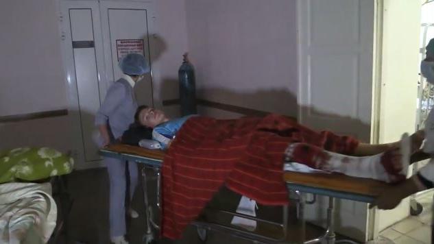 Ermittlungskomitee: Kiew befahl Beschuss der Schule in Donezk