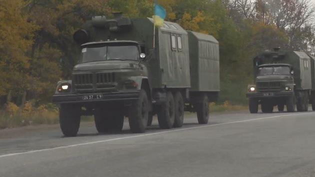 Auf Konfrontationskurs: Ukraine schickt Truppen gen Osten