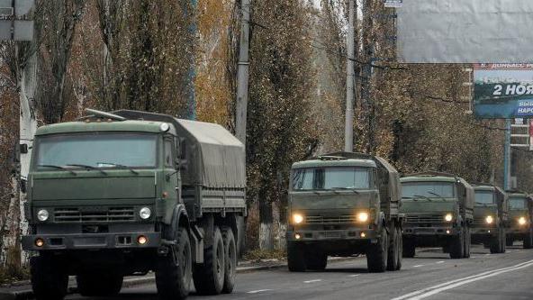 Kiew fordert deutsche Motoren für Truppentransporter