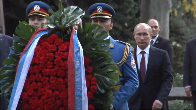 EU: Serbien soll sich an Sanktionen gegen Russland beteiligen