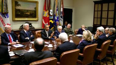 "Kissinger: Ukrainepolitik des Westens ist ""gravierender Fehler"""