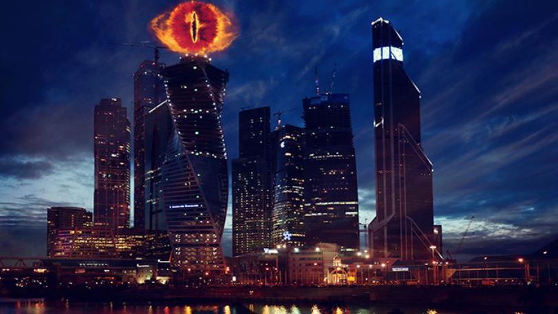 """""""Das Auge von Sauron"""" wacht bald über Moskau - ABGESAGT"""