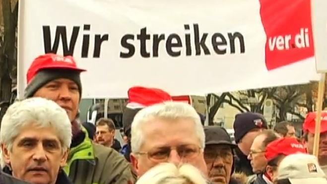 "Wer hat uns verraten? - SPD-Gesetz zur ""Tarifeinheit"" beschlossen"