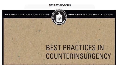 Neue Wikileaks Enthüllung: CIA-Handbuch zur gezielten Tötung