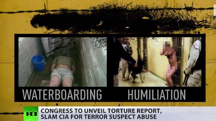 Kongressbericht über CIA-Folter – Von CIA und dem Weißen Haus massiv zensiert
