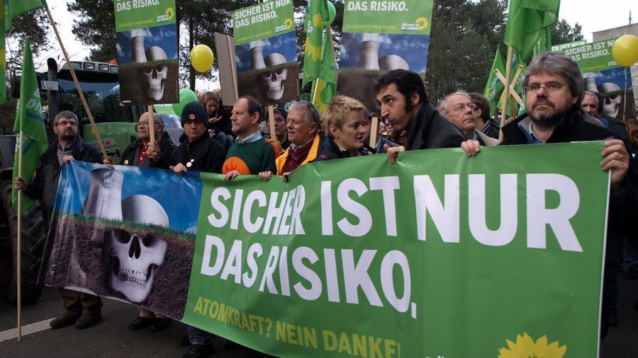 Wieder Krieg in Europa? Die Grünen sagen: Ja!