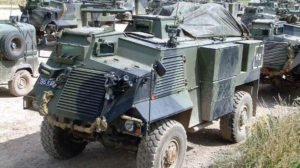 Ukraine: Panzer aus England, Drohnen und panzerbrechende Waffen aus den USA