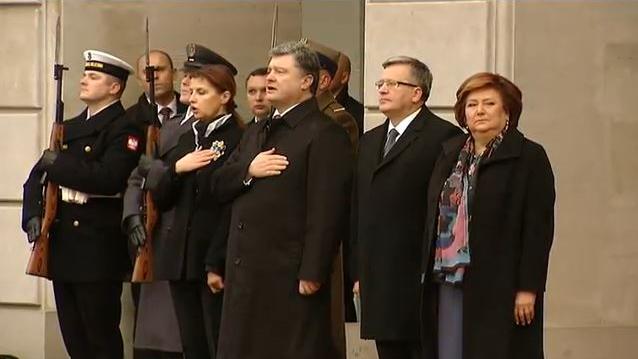 Der polnische Beitrag zur Lösung der Ukraine-Krise: Waffenlieferung an Kiew