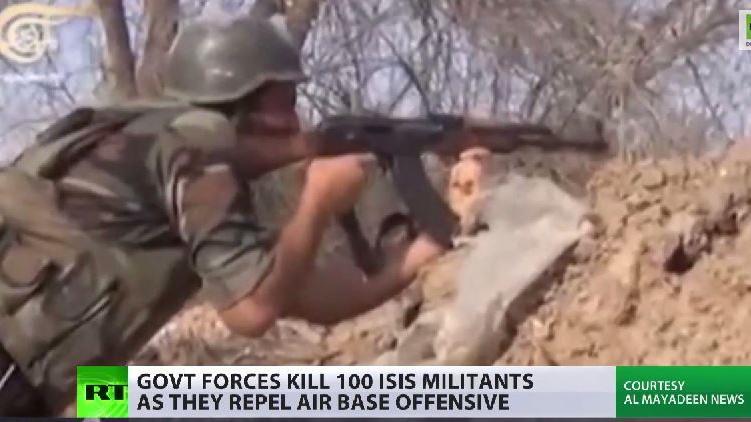 Syrische Armee schlägt Angriff des IS auf Flughafen Deir Ezzor zurück