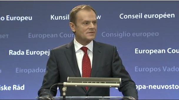 Neuer EU-Ratsvorsitzende Tusk - Washingtons bester Mann in Brüssel?