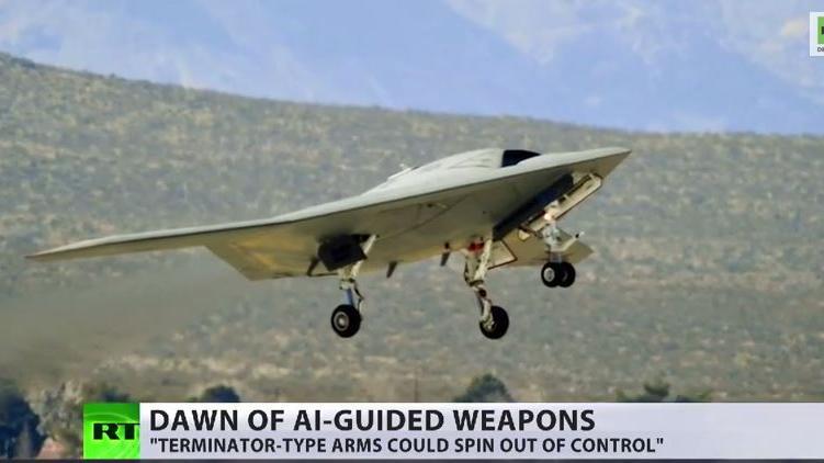 Terminator wird Wirklichkeit - Künstliche Intelligenz tötet bald selbstständig
