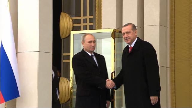 Putin würdigt politische Eigenständigkeit der Türkei