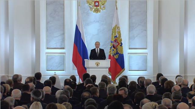 Putin: USA wollen Kontrolle über Russland [Video]