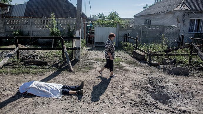 Für den ukrainischen Präsidenten zählen tote Zivilisten nicht