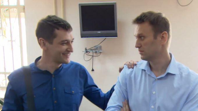 Facebook schränkt Zugang  der Seite ein, die russischen Oppositionellen Navalny unterstützt
