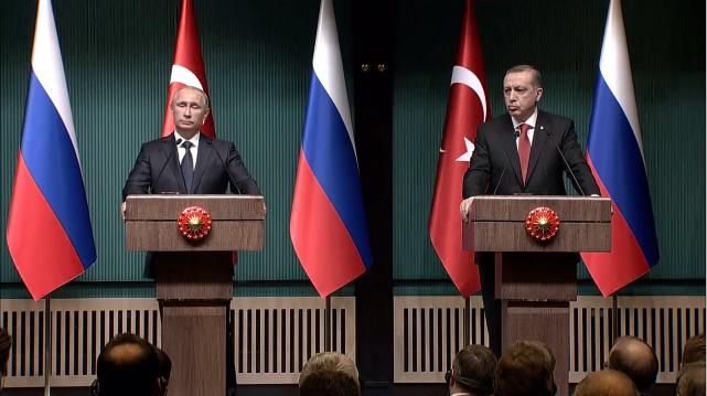 Nach Aus von South-Stream: Russland und Türkei planen Bau von Mega-Pipeline