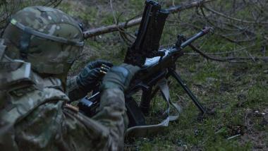 """NATO beginnt """"umfassendes Ausbildungsprogramm"""" in der Ukraine"""