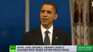 Vor 5 Jahren bekam Obama den Friedensnobelpreis – RT zieht Bilanz