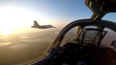 Zeuge bestätigt angeblich Abschuss von MH17 durch ukrainischen Kampfjet