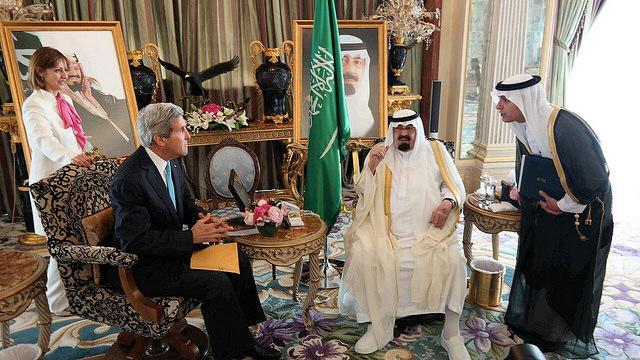 Tod des saudischen Königs Abdullah: Der IS trauert und der Ölpreis steigt