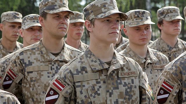 USA schüren Angst vor Invasion: Wir sind bereit, Lettland gegen Russland zu verteidigen