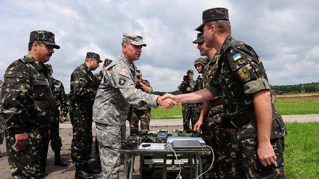 Direkte Konfrontation? Delegation der US-Army-Kommandozentrale trifft diese Woche in Kiew ein