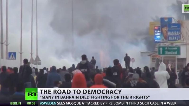 Bahrain: Neues Jahr – Neue Proteste