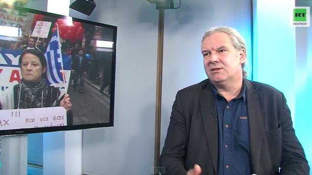 Griechenland vor der Wahlentscheidung – Interview mit dem MdB Andrej Hunko