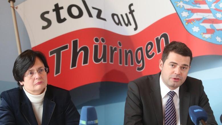 Quelle: Screenshot Twitter CDU Thüringen