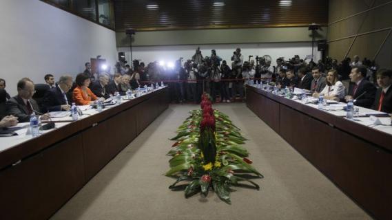 Erste Verhandlungsrunde USA-Kuba: Tausche Eröffnung von US-Botschaft gegen Streichung von Terrorliste