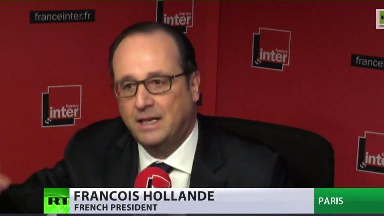 Enfin! Französischer Präsident fordert Ende der Sanktionen gegen Russland