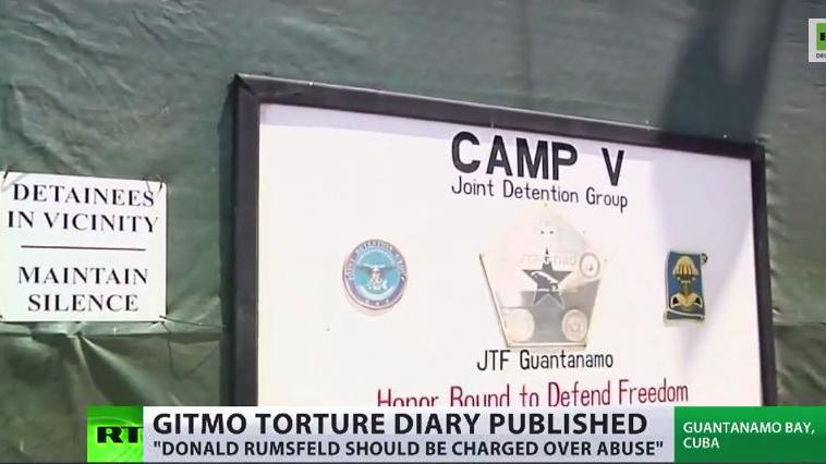 Guantánamo-Tagebücher enthüllen den US-Folterwahnsinn