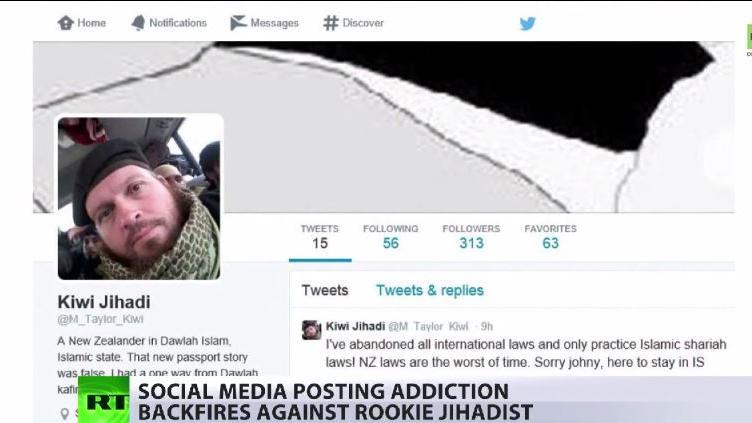 Doch Neuland? IS-Kämpfer und Social Media