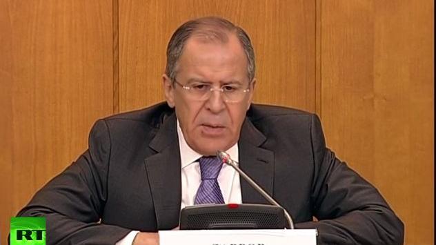 Lawrow zur Obama Rede: Der Versuch Russland zu isolieren wird scheitern