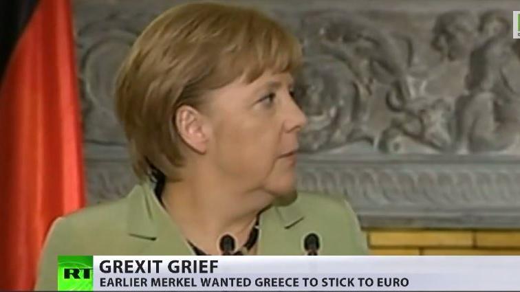 Sie kann es nicht lassen! Merkel mischt sich massiv in den griechischen Wahlkampf ein