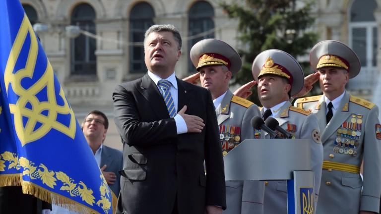 FAZ käuflich? Poroschenko publiziert Propaganda-Artikel in der FAZ
