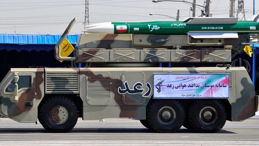 """Israel und die USA brüskiert – Iran baut eigenes """"Iron Dome"""""""