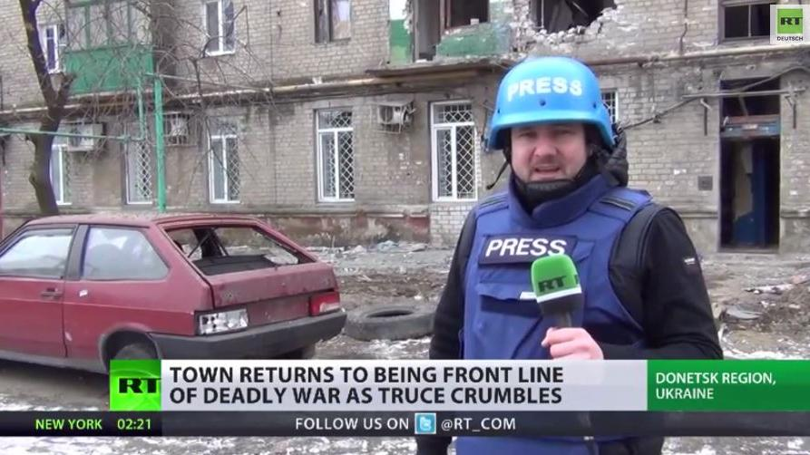 Katastrophale humanitäre Lage in der Ostukraine - 100 Tote Zivilisten in einer Woche