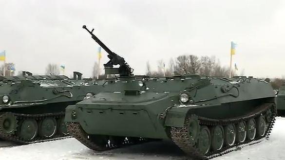 """Indirekter Waffenstillstand? Ukrainische Armee reklamiert """"miserablen Zustand"""" von neuen Panzern"""