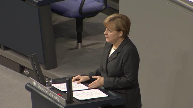 """Merkel-Versprecher: """"Antisemitismus ist unsere staatliche Pflicht"""""""