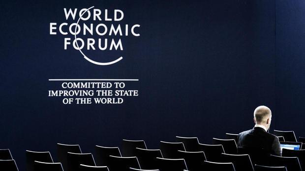 Livestream aus Davos: Kanzlerin Merkel spricht zur selbsternannten Weltelite über die Zukunft des Internets