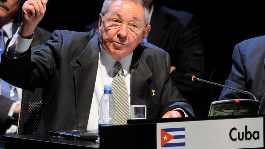 Raúl Castro: US-Kuba Annäherung nur bei Rückgabe von Guantánamo
