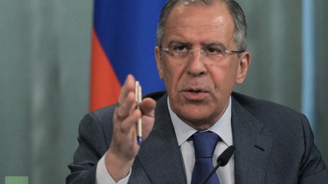 Lawrow: Ukraine-Krise ist initiiert worden, um eine Allianz zwischen Deutschland und Russland zu verhindern
