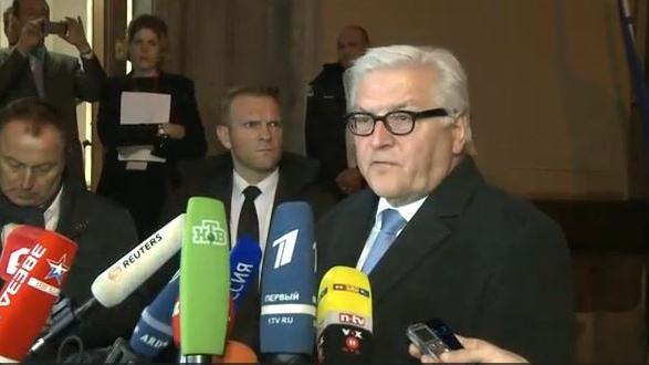 Diplomatie im Hamsterrad - Keine Fortschritte bei Lösung der Ukraine-Krise