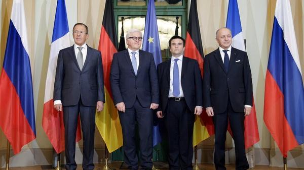 Deutsche Medien und ihre manipulative Berichterstattung zum Außenministertreffen in Berlin