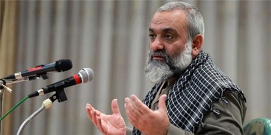 General Mohammed Reza Naqdi / Quelle: Farsnews