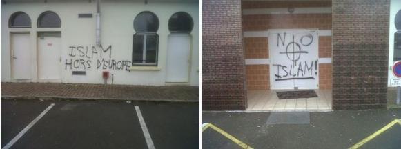 Frankreich: Granatenangriff auf Moschee in Le Mans