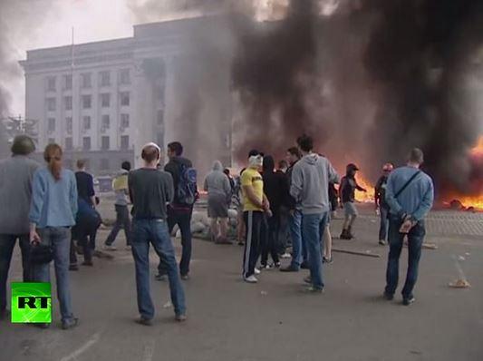Alles vergessen? 8 Monate nach der Tragödie von Odessa denkt keiner mehr an die Toten