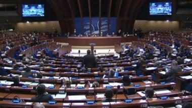 Ukraine-KonfliktTop-Thema vor dem Europarat