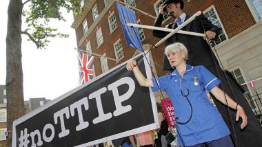 TTIP: Kein EU-Gesetz ohne US-Segen? Washington sieht das vor!